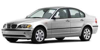 2002 BMW 3 Series 325i Rear Wheel Drive Traction Control Stability Control Tires - Front Perform
