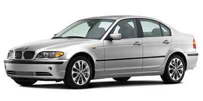 2002 BMW 3 Series 330i Rear Wheel Drive Traction Control Stability Control Tires - Front Perform