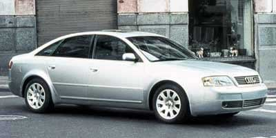 2000 Audi A6 L All Wheel Drive Traction Control Tires - Front Performance Tires - Rear Performan