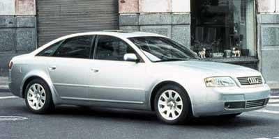 2000 Audi A6  4-position intermittent windshield wipers wheatable washer nozzlesAerodynamic halog