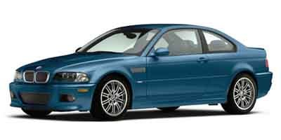 2003 BMW 3 Series M3 Rear Wheel Drive LockingLimited Slip Differential Traction Control Stabili