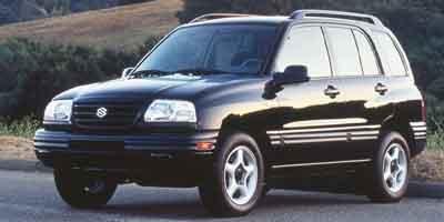 2002 Suzuki Vitara JLS 4dr JLS Manual 2WD Gas L4 2.0L/122 [0]