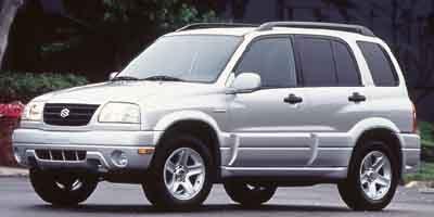 2002 Suzuki Grand Vitara Limited Four Wheel Drive Tires - Front All-Season Tires - Rear All-Seaso