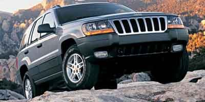 2002 Jeep Grand Cherokee Laredo Four Wheel Drive Tires - Front All-Season Tires - Rear All-Season