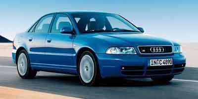 2000 Audi S4