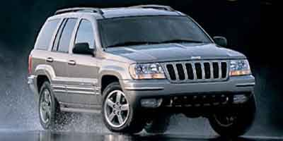 2002 Jeep Grand Cherokee Overland High Output Four Wheel Drive Tires - Front All-Terrain Tires -