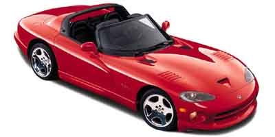 2002 Dodge Viper RT10 LockingLimited Slip Differential Rear Wheel Drive Tires - Front Performan