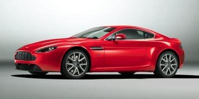 2014 Aston Martin V8 Vantage  Rear Wheel Drive Power Steering ABS 4-Wheel Disc Brakes Brake Ass