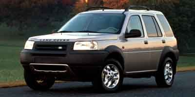 Used 2002 Land Rover Freelander in Indianapolis, IN