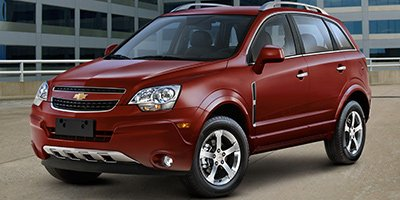 2015 Chevrolet Captiva Sport Fleet LT Front Wheel Drive Power Steering ABS 4-Wheel Disc Brakes