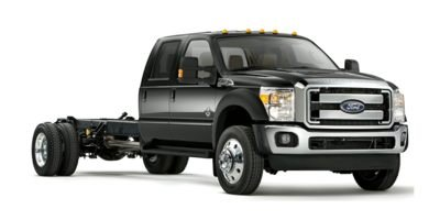 2015 Ford Super Duty F-350 DRW CHASSIS