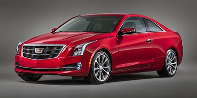 2015 Cadillac ATS Coupe Standard AWD 2dr Cpe 2.0L Standard AWD Turbocharged Gas I4 2.0L/122 [5]