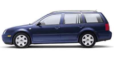 2002 Volkswagen Jetta Wagon GLS