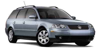 2002 Volkswagen Passat GLX Front Wheel Drive Traction Control Tires - Front Performance Tires -