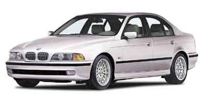 2001 BMW 5 Series 540iA 540iA 4dr Sdn Auto Gas V8 4.4L/268 [4]