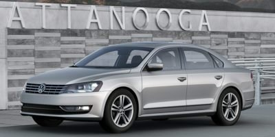2015 Volkswagen Passat TDI SE Turbocharged Front Wheel Drive Power Steering ABS 4-Wheel Disc Br