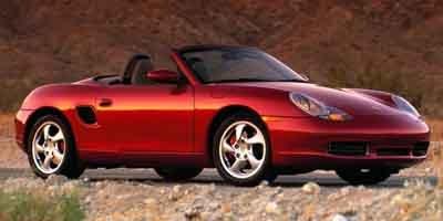 2002 Porsche Boxster S Rear Wheel Drive Tires - Front Performance Tires - Rear Performance Alumi