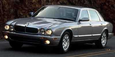 2002 Jaguar XJ XJ8