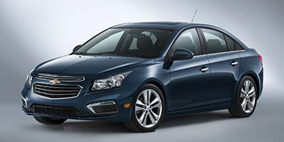 2015 Chevrolet Cruze 1LT 4dr Sdn 1LT Turbocharged Gas I4 1.4L/83 [2]