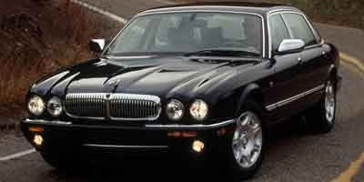 2002 Jaguar XJ VDP Traction Control Stability Control Rear Wheel Drive Tires - Front Performance