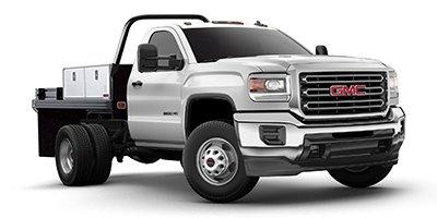 "2022 GMC Sierra 3500HD CC Pro 4WD Reg Cab 146"" WB, 60"" CA Pro Turbocharged Diesel V8 6.6L/ [1]"