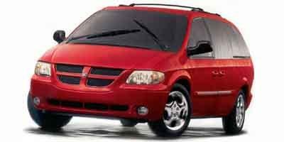 """2002 Dodge Caravan Sport 4dr Grand Sport 119"""" WB Gas V6 3.3L/201 [16]"""