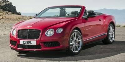 2014 Bentley Continental GT V8 S V8 V8 S Turbocharged All Wheel Drive Air Suspension Active Susp