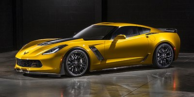 2015 Chevrolet Corvette Z06 3LZ Supercharged LockingLimited Slip Differential Rear Wheel Drive
