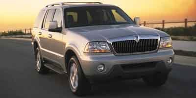 2003 Lincoln Aviator Base