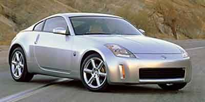 2003 Nissan 350Z Performance