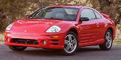2003 Mitsubishi Eclipse GTS Sport SeatPremium Sport ClothLeather Seat TrimMitsubishi 140-Watt AM
