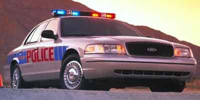 2003 Ford Police Interceptor