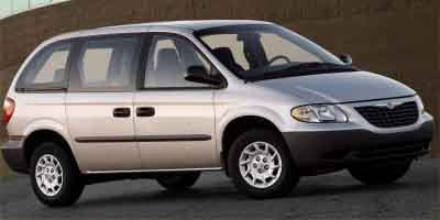 2003 Chrysler Voyager LX Front Wheel Drive Tires - Front All-Season Tires - Rear All-Season Temp