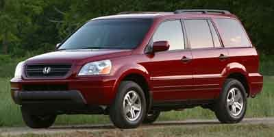 2003 Honda Pilot EX All Wheel Drive Tires - Front All-Season Tires - Rear All-Season Aluminum Wh