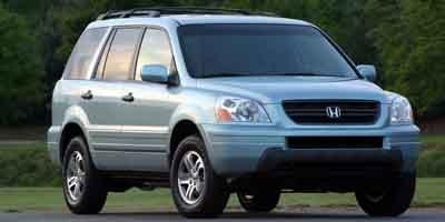 2003 Honda Pilot LX