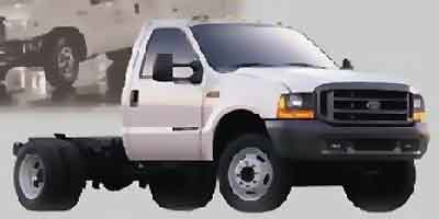 "2004 Ford Super Duty F-350 DRW Reg Cab 165"" WB 84"" CA XL"