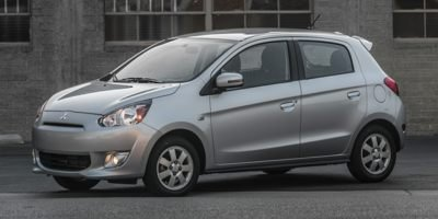 2015 Mitsubishi Mirage ES  Regular Unleaded I-3 1.2 L/73 [4]