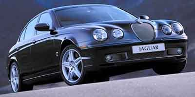2003 Jaguar S-TYPE R Supercharged Supercharged Rear Wheel Drive Traction Control Stability Contr