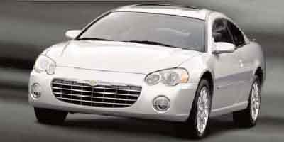 2003 Chrysler Sebring LX Front Wheel Drive Tires - Front All-Season Tires - Rear All-Season Whee