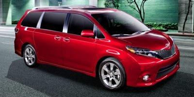2015 Toyota Sienna SE UPGRADE PACKAGE