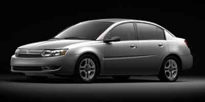 2004 Saturn Ion ION 3 Front Wheel Drive Tires - Front Performance Tires - Rear Performance Alumi