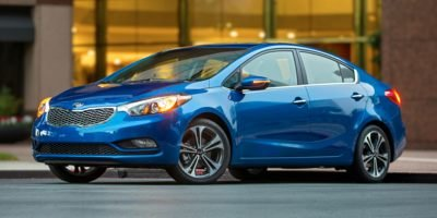2015 Kia Forte LX 4dr Sdn Auto LX Regular Unleaded I-4 1.8 L/110 [3]