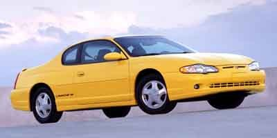 Used 2003 Chevrolet Monte Carlo in Fort Payne, AL