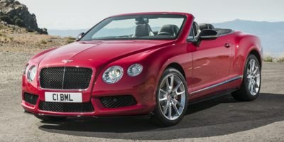 2015 Bentley Continental GT V8 S 2dr Convertible