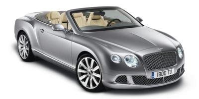 2015 Bentley Continental GT 2dr Convertible