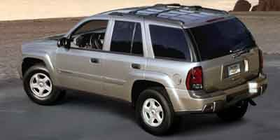 2004 Chevrolet TrailBlazer LS BODY  LIFTGATE WITH LIFTGLASS  STD CRUISE CONTROL  ELECTRONIC WITH