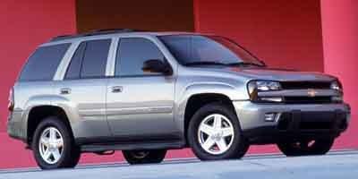 2003 Chevrolet TrailBlazer LTZ