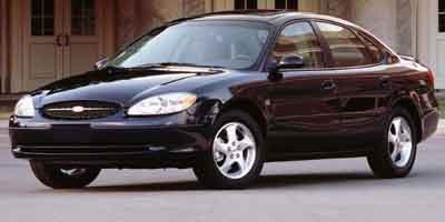 2003 Ford Taurus SES Standard Front Wheel Drive Tires - Front All-Season Tires - Rear All-Season