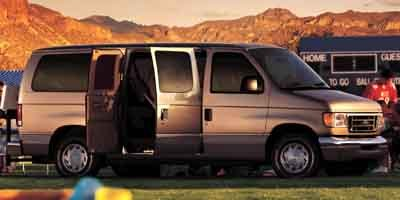 2003 Ford Econoline Wagon XL 54L EFI OHC V8 ENGINE  STD Rear Wheel Drive Tires - Front All-Sea
