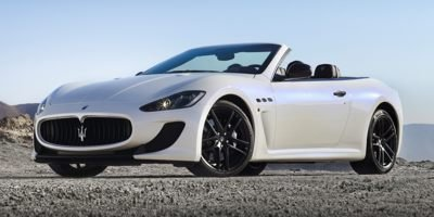 2016 Maserati GranTurismo Convertible MC Centennial